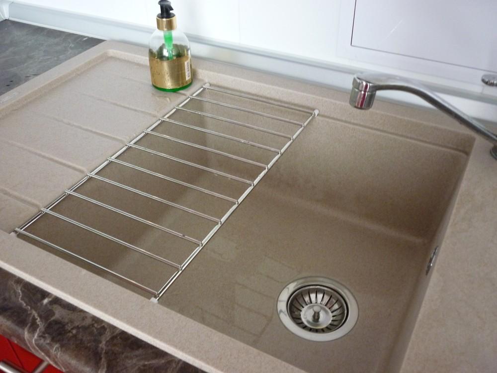 Встроенная кухня-Кухня МДФ в ПВХ «Модель 264»-фото7