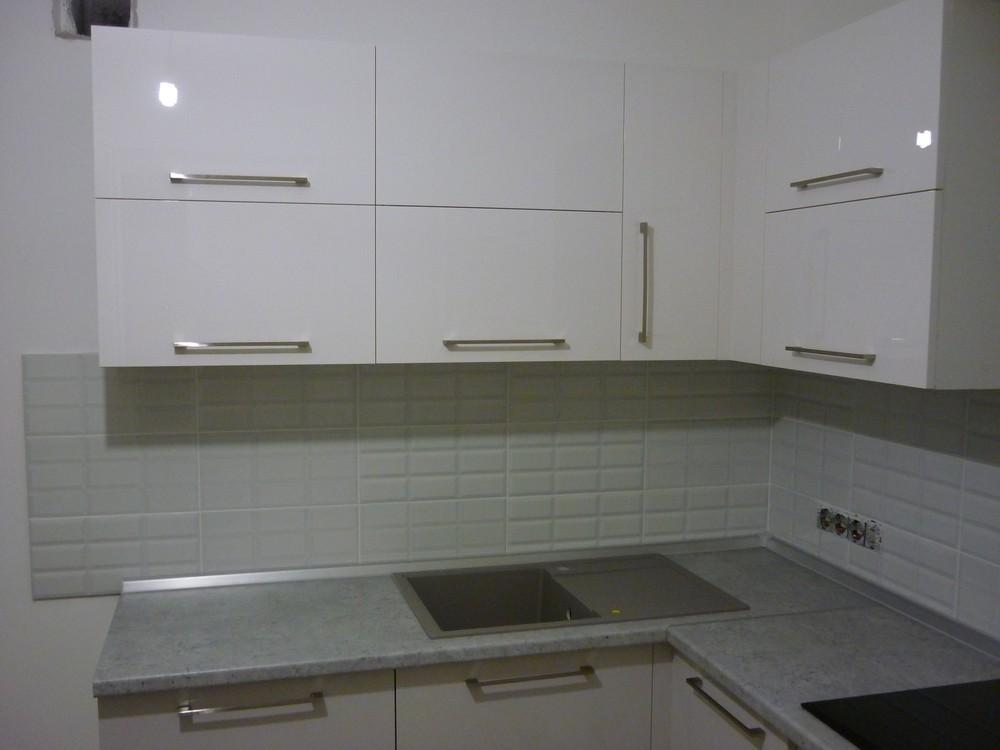 Белый кухонный гарнитур-Кухня МДФ в ПВХ «Модель 247»-фото4