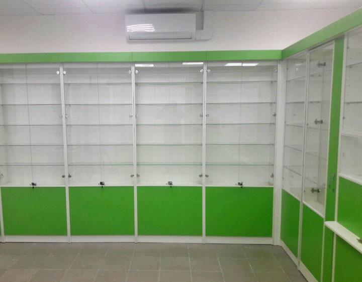 Торговая мебель-Мебель для аптеки «Модель 189»-фото2