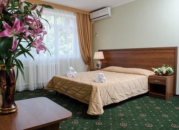 Торговая мебель-Мебель для гостиницы «Модель 217»-фото1