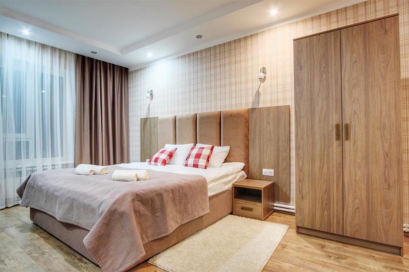 Торговая мебель-Мебель для гостиницы «Модель 226»-фото1