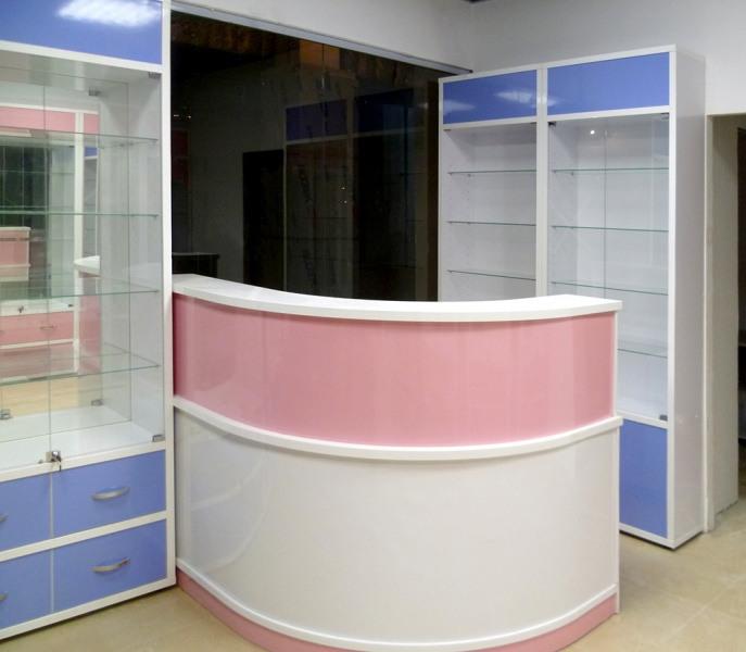 Торговая мебель-Мебель для оптики «Модель 212»-фото4