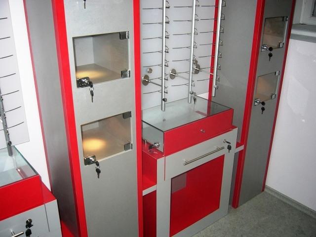 Торговая мебель-Мебель для оптики «Модель 196»-фото5