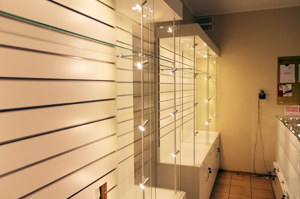 Торговая мебель-Мебель для оптики «Модель 199»-фото1