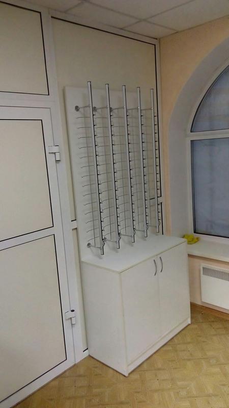 Торговая мебель-Мебель для оптики «Модель 201»-фото5