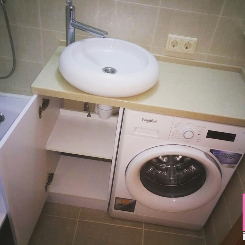 Мебель для ванной комнаты-Мебель для ванны «Модель 43»-фото2