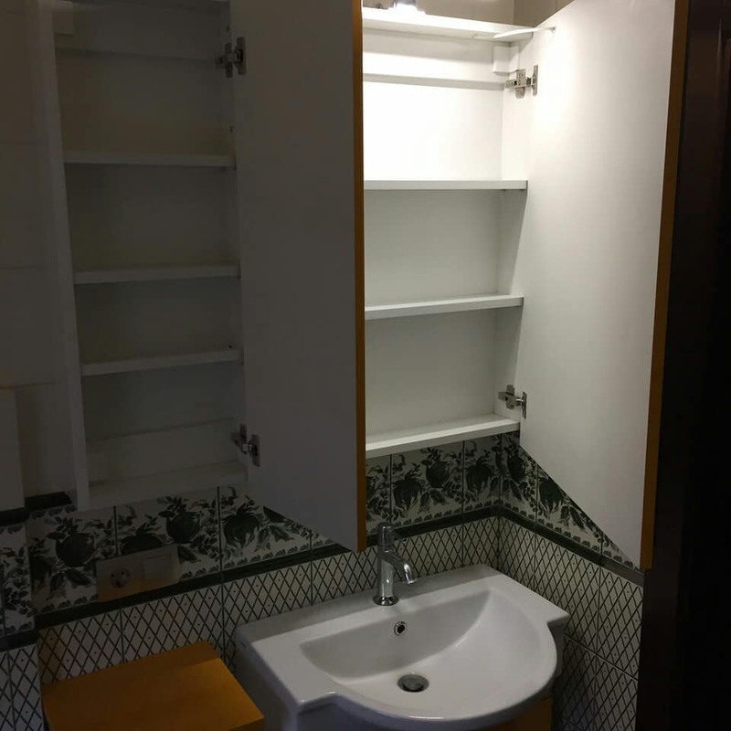 Мебель для ванной комнаты-Мебель для ванной «Модель 17»-фото3