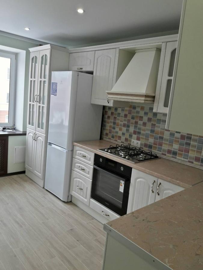 Белый кухонный гарнитур-Кухня «Модель 479»-фото1