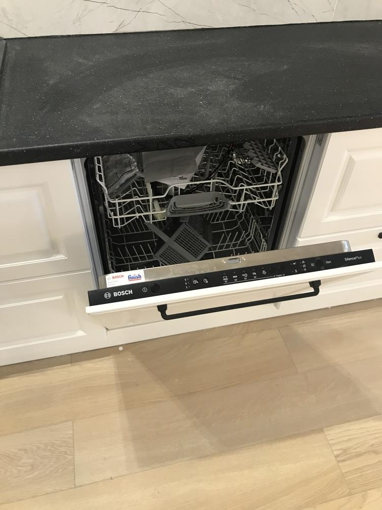 Белый кухонный гарнитур-Кухня МДФ в ПВХ «Модель 553»-фото13