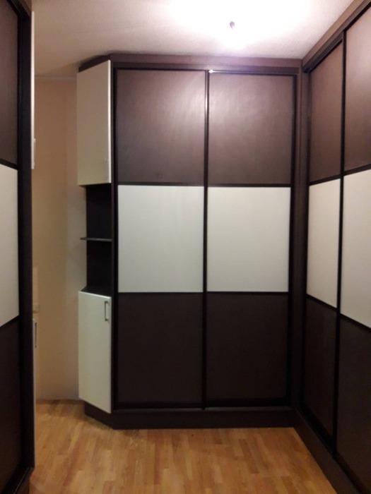Изготовление шкафов купе-Шкаф-купе из ЛДСП «Модель 86»-фото8