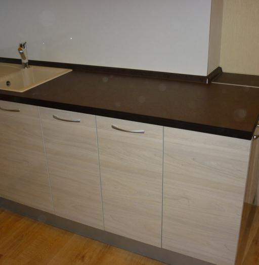 Белый кухонный гарнитур-Кухня МДФ в ПВХ «Модель 208»-фото4