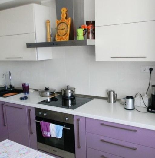 -Кухня МДФ в ПВХ «Модель 238»-фото19