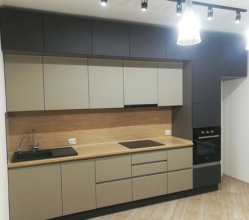 -Кухня МДФ в ПВХ «Модель 99»-фото28