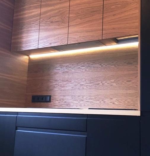 -Кухня МДФ в эмали «Модель 464»-фото22