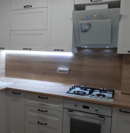 -Кухня МДФ в ПВХ «Модель 500»-фото30