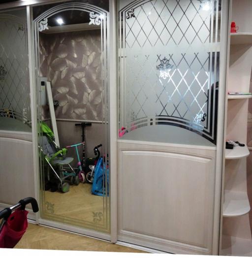 -Шкаф-купе с зеркалом «Модель 456»-фото6