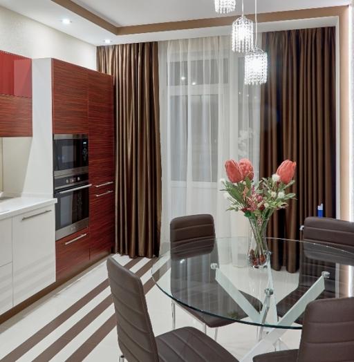 -Кухня МДФ в ПВХ «Модель 17»-фото14