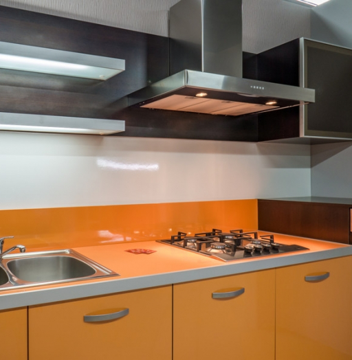 -Кухня МДФ в ПВХ «Модель 44»-фото2