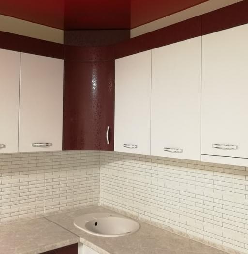 -Кухня МДФ в эмали «Модель 18»-фото21